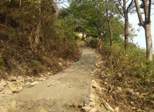 ईश्वरीगंगा धामदेखि जगन्नाथ मन्दिर सम्म सिंढी सहितको पदमार्ग निर्माण शुरु