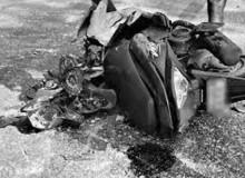 कैलालीमा स्कुटर दुर्घटना हुँदा चालकको मृत्यु