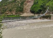 बझाङमा सेती नदीमा हाम फालेर एकजना बेपत्ता