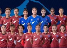 नेपाली राष्ट्रिय महिला फुटबल टोलीले आज हङकङसँग खेल्दै