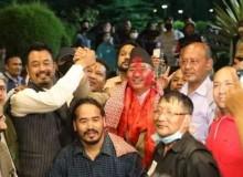 कांग्रेस काठमाण्डौ महानगरपालिकाको सभापतिमा नीलकाजी शाक्य विजयी