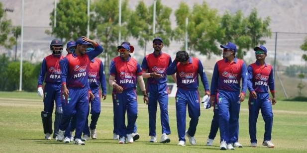 त्रिदेशीय एक दिवसीय क्रिकेट श्रृङ्खलामा आज नेपाल र ओमान खेल्दै