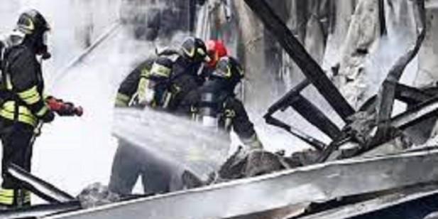 इटलीमा विमान दुर्घटना हुँदा ८ जनाको ज्यान गयो
